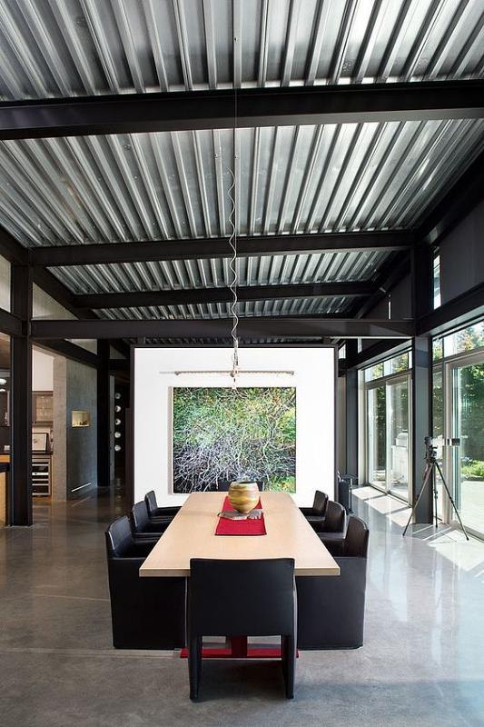 Atap Rumah Model Stainless Steel