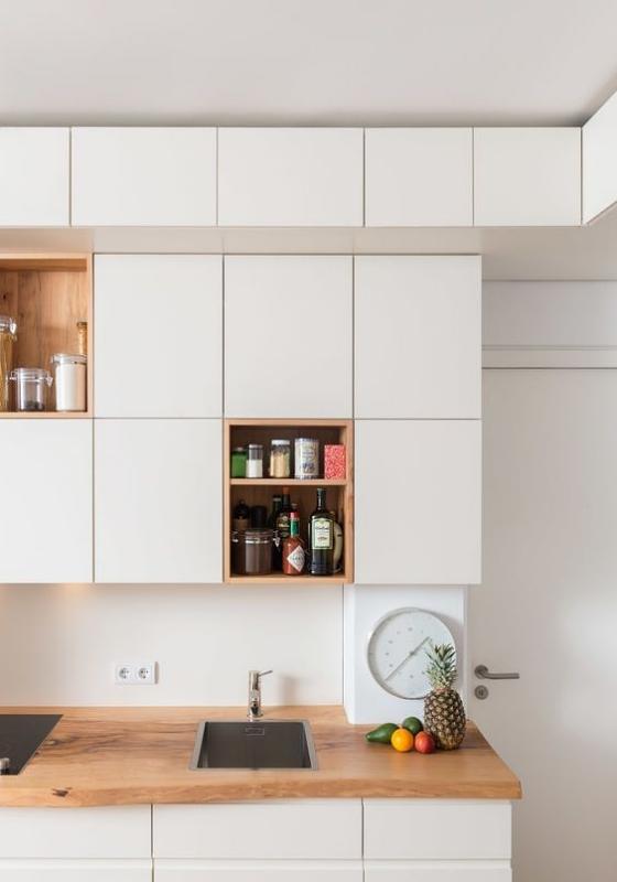 Kabinet Dapur HPL Minimalis