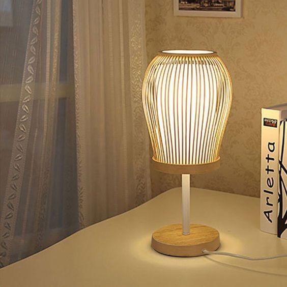 Lampu Belajar Model Lampion