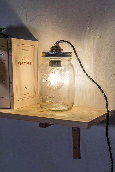 Lampu Tidur dalam Botol