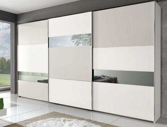 Lemari HPL Model Luxury Modern