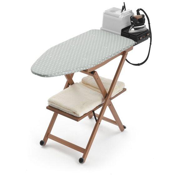 Meja Setrika Model Double Desk
