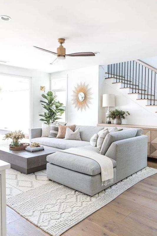 Ruang Keluarga Sederhana Minimalis