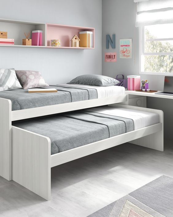 Tempat Tidur Model Ranjang 2 Laci