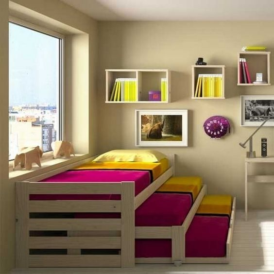 Tempat Tidur Model Ranjang 3 Laci