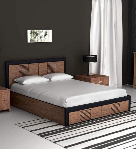Tempat Tidur Model Ranjang Simpel