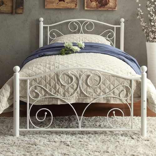 Tempat Tidur Model Ranjang ala Putri