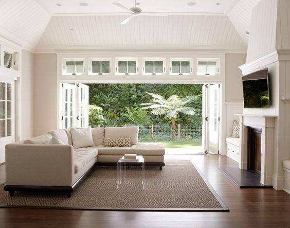 Ventilasi Model Single-Hung Window