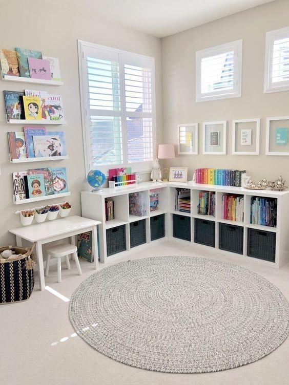 Ruang Bermain Anak dengan Ventilasi Udara yang Baik