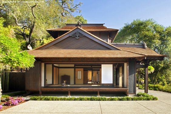 Rumah Jepang Gaya Lesehan
