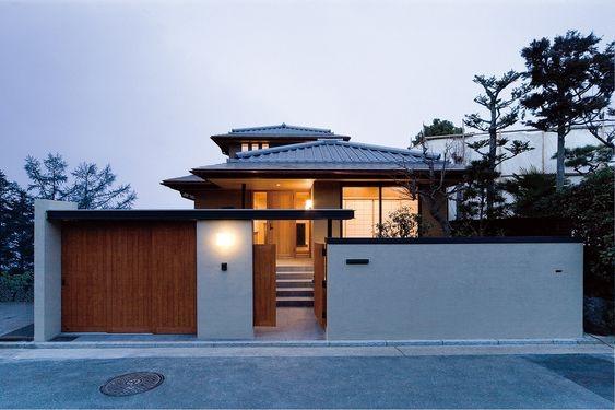Rumah Jepang Gaya Modern