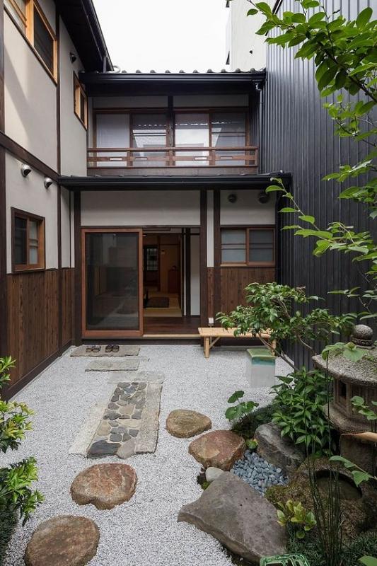 Desain Rumah Ala Jepang Tradisional Modern Minimalis